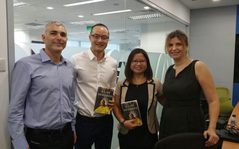 Health Talk at Human Longevity Singapore